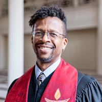 Rev. Adam Lawrence Dyer